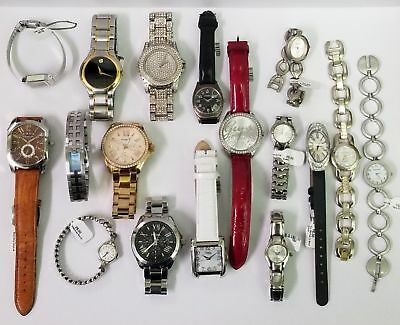 Lot Of 18 Watches