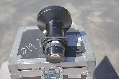 Sanyo/Christie/Eiki LNS-W03  Short Throw Projector Lens (0.8) with case
