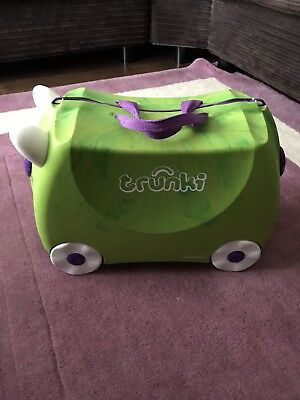 Trunki Dinosaur Kids Suitcase