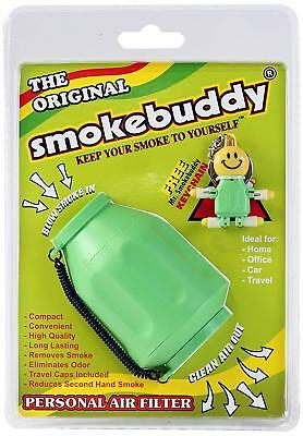 Smoke Buddy Original Personal Air Filter (Lime Green)