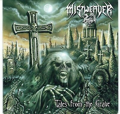 Mistweaver Tales From The Grave Cd  Children Of Bodom Ancient Rites