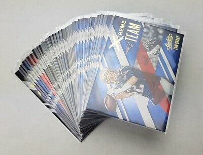 2016 Absolute Xtreme Team - Football Cards - NFL - Auswahl / selection
