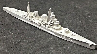 WWII Imperial Japanese Navy Cruiser AUBA Class-  Recognition/ID Model ship