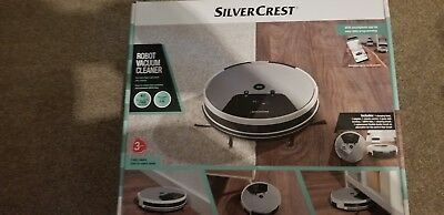 inteligent Robot Vacuum Cleaner iphone android app controlled, remote wifi new