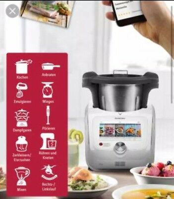 Monsieur Cuisine Connect LCD WIFI Multifunctional cooking like Thermomix 10in1.