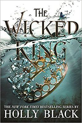 The Wicked King (The Folk of the Air, #2)  BY Holly Black(EB00K-PFD-EPUB)