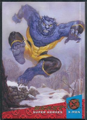 2018 Fleer Ultra X-Men Trading Card #70 Beast