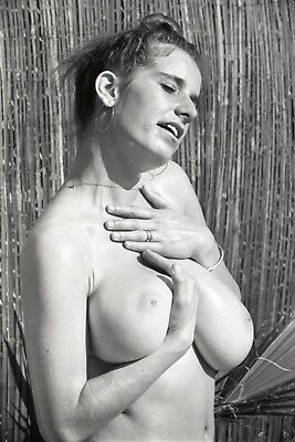 X1 Rosalie Strauss 1974 Nude Negative Big Tits Pinup Was In Roberta Pedon Movie!