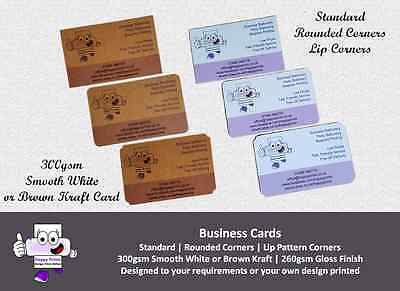 50 Business Cards