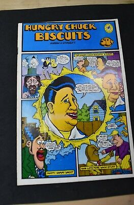 Hungry Chuck Biscuits Comic First Issued 1968-6Th Printing?