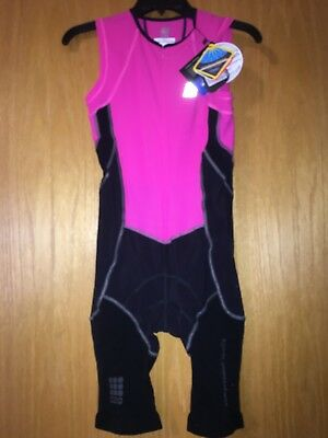 aaefbe8461 CEP COMPRESSION TRIATHLON Women's Skinsuit Black/Blue Size 3 ...