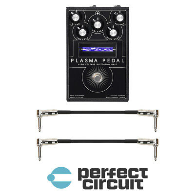 Gamechanger Audio Plasma Xenon Tube Overdrive Pedal EFFECT NEW PERFECT CIRCUIT