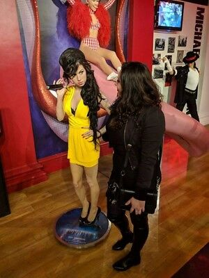 2 X Madame Tussauds Tickets - Choose Available Date Dec To March - Worth £70!!