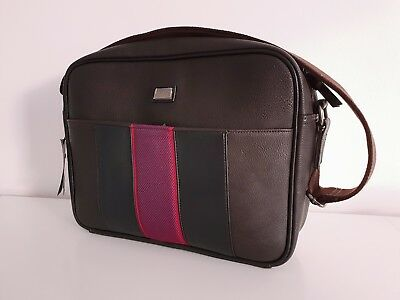 e37990833595c TED BAKER MENS Chocolate Messenger Bag - £40.00