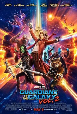 B-213 Guardians Of The Galaxy Hot Movie Marvel Comic 24x36 27x40 Fabric Poster