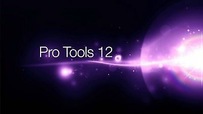 Pro Tools 10 11 12 USED PERPETUAL LICENSE + Support
