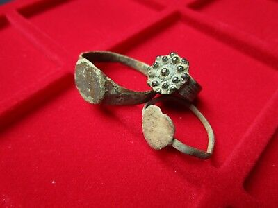 ANCIENT RING'S LOT OF 3 . For cleaning . Roman , Byzantine period