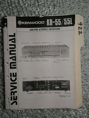 Kenwood stereo receiver manual