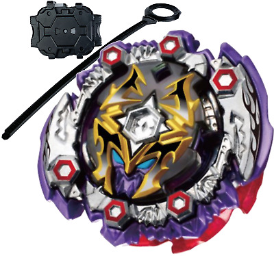 Dead Hades Burst Beyblade BOOSTER B-125 With Launcher - USA SELLER