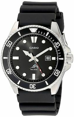 Wrist Watches For Men Casio MDV106-1AV 200M Duro Analog Watch, Black