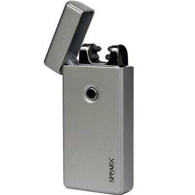 SPPARX Flameless Dual Arc Lighter, USB Rechargeable Electronic Windproof...