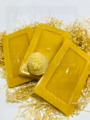 100% Australian Pure Local Beeswax Organic Filtered Chemical Free Bees Wax 100g