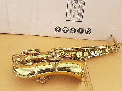 30's YORK & SONS ALT / ALTO SAX / SAXOPHONE - made in USA