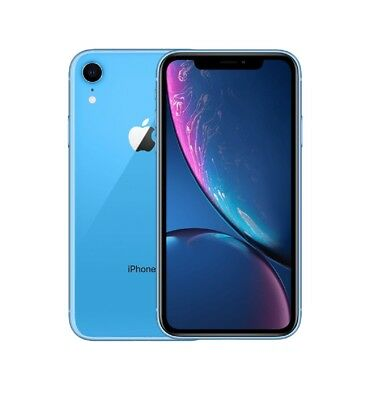 Apple iPhone XR 64GB Dual Sim (2 Nano Sim) - Blu