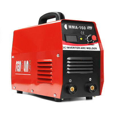 Welding Machine Welder Dual Power DC Inverter Arc Cutter Tig Mig Portable MMA160