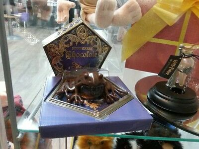 Harry Potter Chocolate Frog Replica Licensed Card Fantastic Beasts Noble New