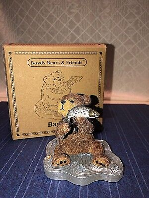 Boyd's Bears And Friends Collection,Barney, The Bubba Bearstones ,#229775,2008