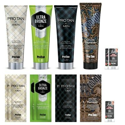 Pro Tan Mankind Package Deal 2019 sunbed tanning lotion cream SALONS