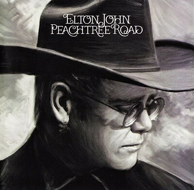 ELTON JOHN Peachtree Road 2005 15-track enhanced CD album NEW/UNPLAYED