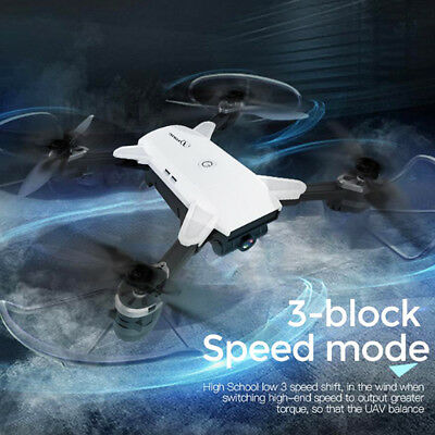 JDRC JD-20 WIFI 0.3MP/2MP FPV Selfie Drone Altitude Hold Mode RC Quadcopter RTF
