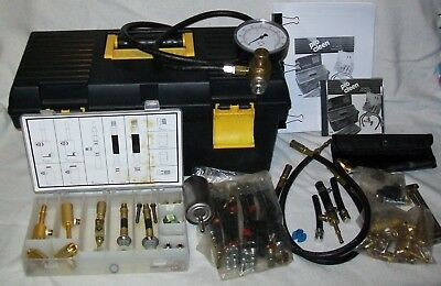 Pro Cleen (clean) Fuel Injection Cleaning System Kit Professional Shop Kit