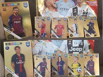 FIFA 365 2019 Limited Edition Adrenalyn XL Panini