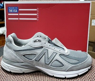 the best attitude 234cf 714cf NEW BALANCE M990GL4 Gray. Made In Usa! New N Box. Great Shoe, Very  Comfortable!