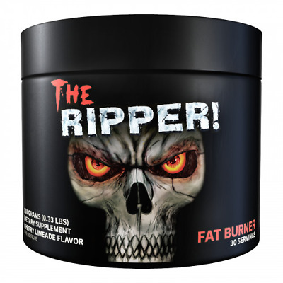 Cobra Labs The Ripper - 150g Hardcore Fatburner Pineapple Shred