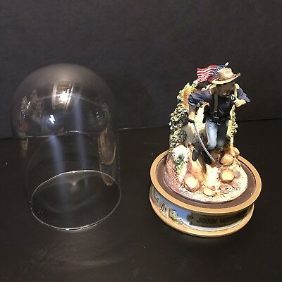 """The Franklin Mint John Wayne Collection """"Cavalry Officer"""""""