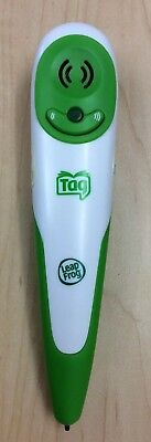 Leap Frog Tag Reader Light Green & White Stylus Pen N2390 #20704