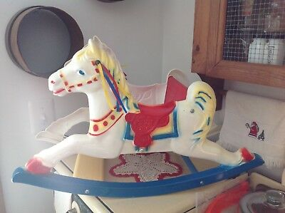 Vintage Wonder Shoo Fly Rocking Horse
