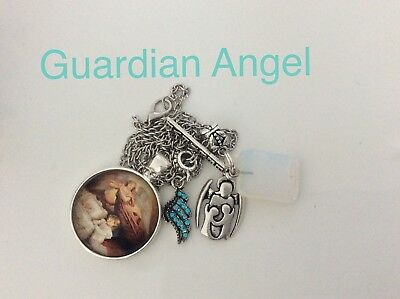 Code 303 Guardian Angel your protector n guide Holy Communion Confirmation Gift