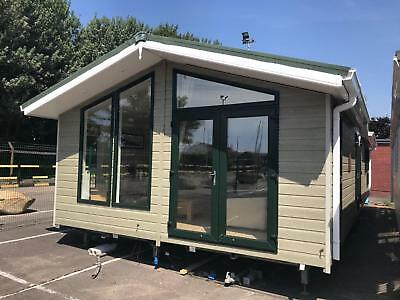 Luxury 2 Bed Lodge For Sale Off Site Only