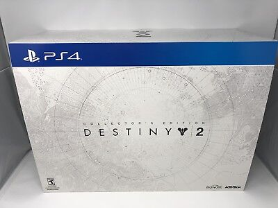 Destiny 2 - Collector's Edition - PlayStation 4 PS4 Brand New