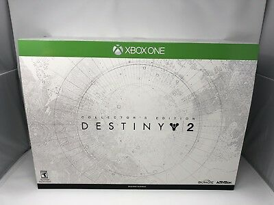 Destiny 2 - Collector's Edition - Xbox One Brand New