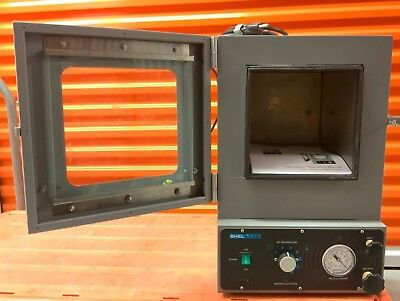 Vwr Sheldon Labs Vacuum Oven Stainless 1.4 Svac1E Benchtop Laboratory Oven