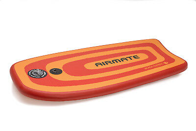 AIRMATE L- Inflatable Bodyboard - Original von Black Forest Elements aufblasbar