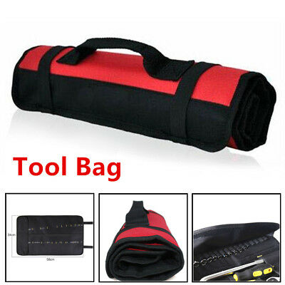 Car Hardware Tools Storage Bag Plier Screwdriver Spanner Pouch Reels Pocket Firm