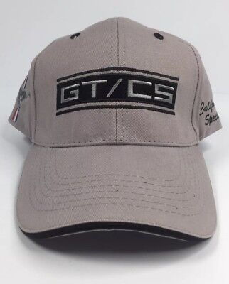 Ford Mustang GT/CS California Special Hat/Cap (Light Grey/Off White)