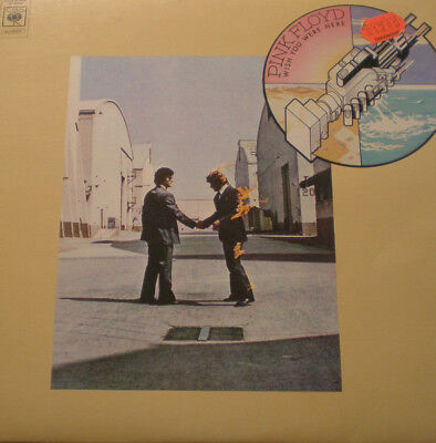 PINK FLOYD - WISH YOU WHERE HERE - IL 75 - 1st PRESS